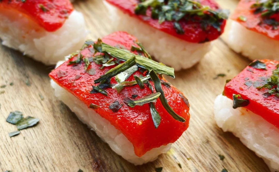 Vegan-sushi-numami-wakame