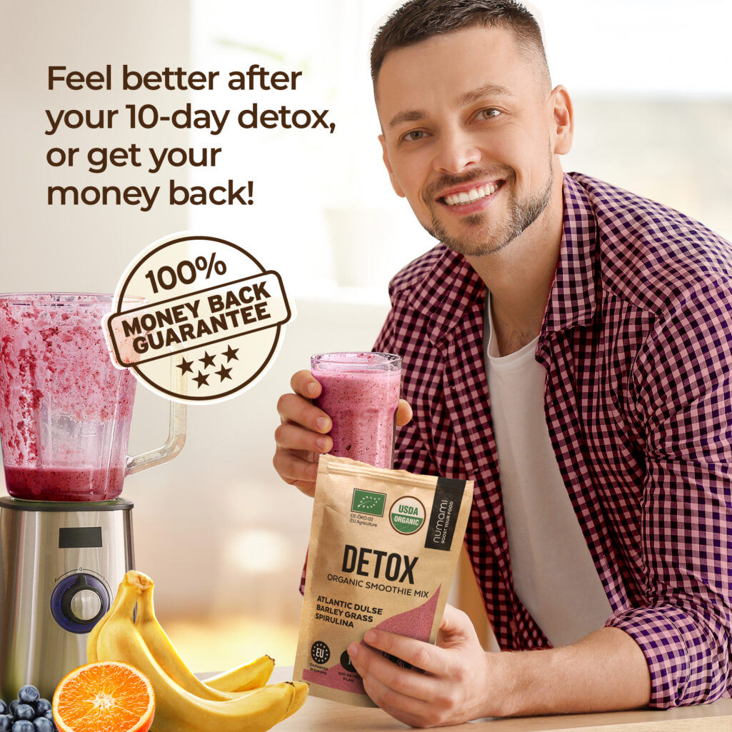 Detoxification Guarantee