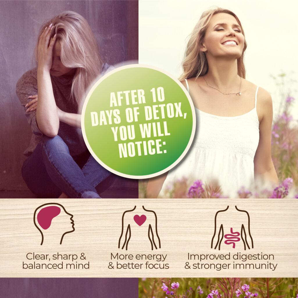 Detox Health Benefits