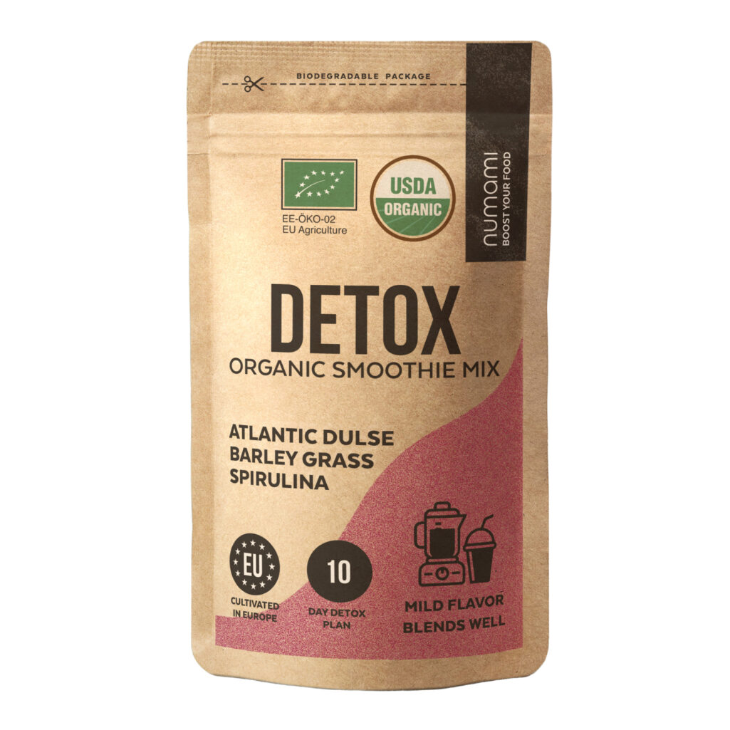 Numami Detox Smoothie Mix