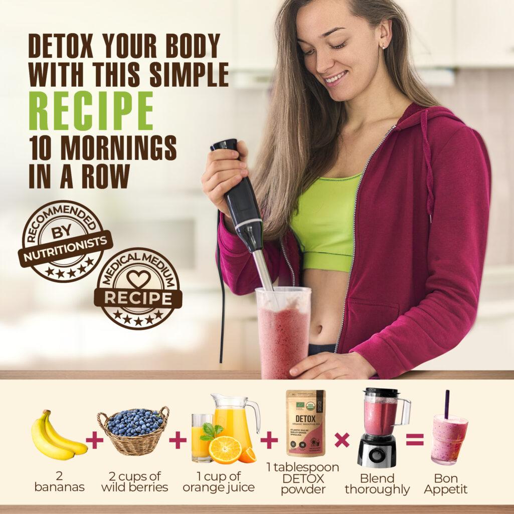 Simple Detox Recipe